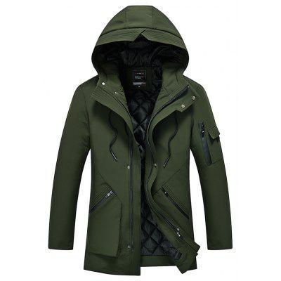 Stylish Hooded Winter Jacket