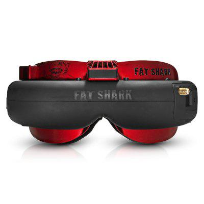 Fat Shark Attitude V4 5.8G 32CH FPV GogglesFPV Goggles &amp; Monitors<br>Fat Shark Attitude V4 5.8G 32CH FPV Goggles<br><br>Antenna: SpiroNET omnidirectional antenna<br>Audio: stereo ( requires adjustable volume earphone )<br>Audio Reception Function: yes<br>Battery Information: 7.4V 1000mAh LiPo with LED indicator<br>Brand: Fatshark<br>Consumption: 400mA wireless, 220mA direct mode ( RX off ) at 7.4V nominal<br>FPV Equipments: FPV Goggles<br>Functions: Video<br>Operating Voltage Range: 7 - 13V ( 2 - 3S support )<br>Package Contents: 1 x Pair of FPV Goggles, 1 x 5.8G 32CH OLED Receiver Module, 1 x SpiroNET Omnidirectional Antenna, 1 x 7.4V 1000mAh LiPo Battery, 1 x Zipper Carry Case<br>Package size (L x W x H): 20.00 x 10.00 x 10.00 cm / 7.87 x 3.94 x 3.94 inches<br>Package weight: 0.5500 kg<br>Product size (L x W x H): 17.00 x 7.50 x 6.00 cm / 6.69 x 2.95 x 2.36 inches<br>Product weight: 0.4000 kg<br>Resolution: 640 x 480 VGA<br>TV System: Auto