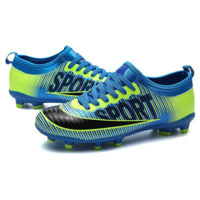 Male Stylish Colorful Soft Lightweight Soccer Sneakers