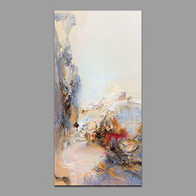 Mintura Canvas Oil Painting Unframed Abstract Style Wall Art