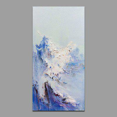 Mintura Modern Oil Painting Abstract Hanging Artwork