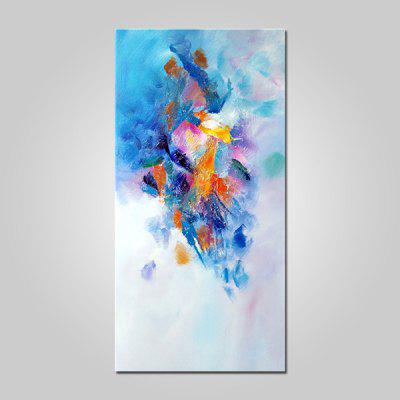 Mintura MT160882 Hand Painted Abstract Canvas Oil Painting