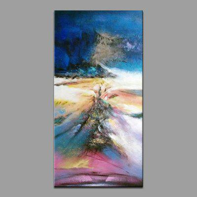 Mintura Canvas Oil Painting Abstract Style Wall Art