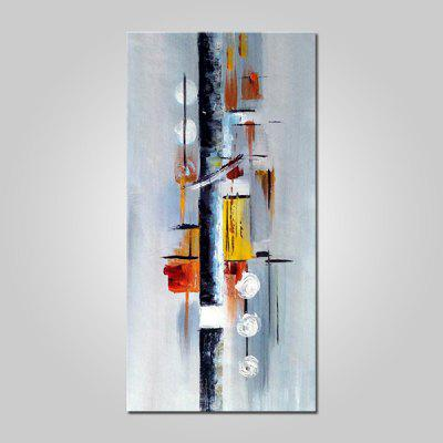 Mintura MT160877 Hand Painted Abstract Canvas Oil Painting