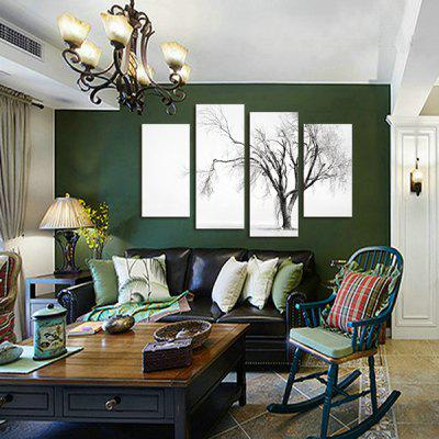 God Painting xyt - 1350 Canvas Prints Bald TreePrints<br>God Painting xyt - 1350 Canvas Prints Bald Tree<br><br>Brand: God Painting<br>Craft: Print<br>Form: Four Panels<br>Material: Canvas<br>Package Contents: 4 x Print<br>Package size (L x W x H): 42.00 x 6.00 x 6.00 cm / 16.54 x 2.36 x 2.36 inches<br>Package weight: 0.3800 kg<br>Painting: Without Inner Frame<br>Product size (L x W x H): 120.00 x 80.00 x 0.10 cm / 47.24 x 31.5 x 0.04 inches<br>Product weight: 0.3400 kg<br>Shape: Vertical<br>Style: Modern Style, Modern / Contemporary<br>Subjects: Landscape<br>Suitable Space: Bedroom,Corridor,Dining Room,Game Room,Hotel,Living Room,Office,Study Room / Office