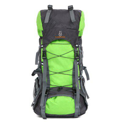 Buy APPLE GREEN Outdoor Large Capacity Water-resistant Travel Backpack for $32.99 in GearBest store