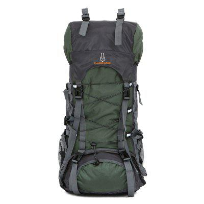 Buy ARMY GREEN Outdoor Large Capacity Water-resistant Travel Backpack for $32.99 in GearBest store