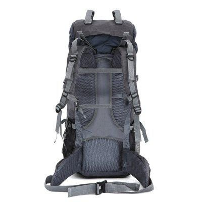 Outdoor Large Capacity Water-resistant Travel BackpackLuggage&amp;Travel Bags<br>Outdoor Large Capacity Water-resistant Travel Backpack<br><br>Best Use: Backpacking,Climbing,Hiking,Traveling<br>Features: Durable, Water Resistant<br>Package Contents: 1 x Travel Backpack<br>Package Dimension: 40.00 x 32.00 x 5.00 cm / 15.75 x 12.6 x 1.97 inches<br>Package weight: 0.9200 kg<br>Product weight: 0.9000 kg<br>Type: Travel Backpacks