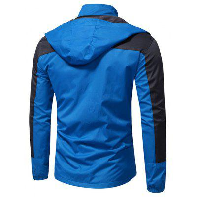 Outdoor Warm Hooded Punch JacketMens Jackets &amp; Coats<br>Outdoor Warm Hooded Punch Jacket<br><br>Activity: Outdoor Lifestyle<br>Features: Wear Resistant, Windproof, Breathable, Keep Warm<br>Gender: Men<br>Package Content: 1 x Outdoor Jacket<br>Package size: 50.00 x 40.00 x 5.00 cm / 19.69 x 15.75 x 1.97 inches<br>Package weight: 0.6800 kg<br>Product weight: 0.6600 kg<br>Season: Winter