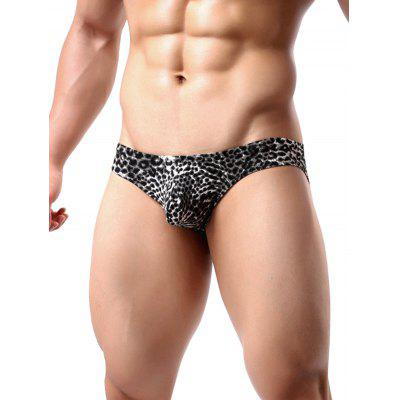 HYD1347 Men Low Waist Comfortable Briefs