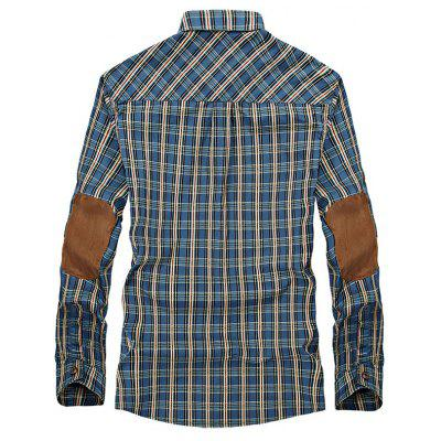 Jeep Rich Male Casual Simple Plaid ShirtMens Shirts<br>Jeep Rich Male Casual Simple Plaid Shirt<br><br>Brand: Jeep Rich<br>Package Contents: 1 x Shirt<br>Package size: 35.00 x 25.00 x 2.00 cm / 13.78 x 9.84 x 0.79 inches<br>Package weight: 0.5200 kg<br>Product weight: 0.5000 kg