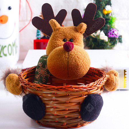 Decorative Gifts Storage Basket for Christmas