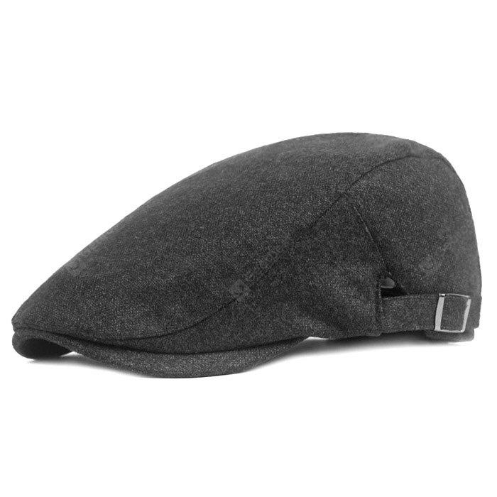 Contracted Unisex Cotton Keep Warm Beret Hat
