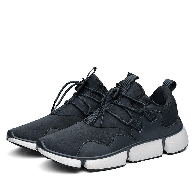 Male Unique Soft Breathable Lightweight Sports Sneakers