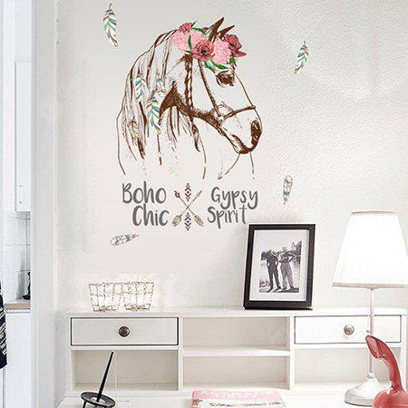 Creative Removable Home Decoration Wall Sticker