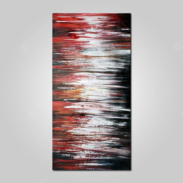 Mintura MT160881 Hand Painted Abstract Canvas Oil Painting