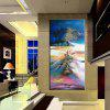 Mintura Canvas Oil Painting Abstract Style Wall Art - COLORMIX
