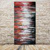 Mintura MT160881 Hand Painted Abstract Canvas Oil Painting - COLORMIX
