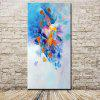 Mintura MT160882 Hand Painted Abstract Canvas Oil Painting - COLORMIX