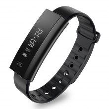 Zeblaze Arch Heart Rate Smartband – BLACK 1Feb