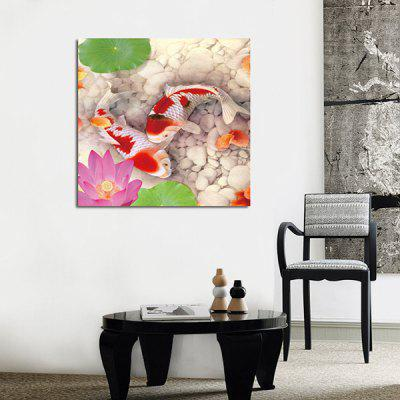 God Painting Unframed Prints Cyprinoids Hanging Wall ArtPrints<br>God Painting Unframed Prints Cyprinoids Hanging Wall Art<br><br>Brand: God Painting<br>Craft: Print<br>Form: One Panel<br>Material: Canvas<br>Package Contents: 1 x Print<br>Package size (L x W x H): 52.00 x 4.00 x 4.00 cm / 20.47 x 1.57 x 1.57 inches<br>Package weight: 0.1500 kg<br>Painting: Without Inner Frame<br>Product weight: 0.1000 kg<br>Shape: Horizontal<br>Style: Modern<br>Subjects: Animal<br>Suitable Space: Living Room