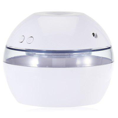 Creative Mini USB Night Lamp Atomization HumidifierAir Purifier<br>Creative Mini USB Night Lamp Atomization Humidifier<br><br>Cord Length: 1.15m<br>Material: ABS<br>Package Contents: 1 x USB Atomization Humidifier, 1 x USB Cable, 1 x English User Manual<br>Package Quantity: 1<br>Package size (L x W x H): 12.00 x 12.00 x 9.40 cm / 4.72 x 4.72 x 3.7 inches<br>Package weight: 0.1800 kg<br>Power (W): 2W<br>Product size (L x W x H): 10.50 x 10.50 x 8.40 cm / 4.13 x 4.13 x 3.31 inches<br>Product weight: 0.1440 kg<br>Type: Handheld<br>Voltage (V): 5V