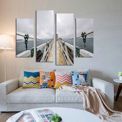 God Painting xyt - 987 Canvas Prints White BridgePrints<br>God Painting xyt - 987 Canvas Prints White Bridge<br><br>Brand: God Painting<br>Craft: Print<br>Form: Four Panels<br>Material: Canvas<br>Package Contents: 4 x Print<br>Package size (L x W x H): 42.00 x 6.00 x 6.00 cm / 16.54 x 2.36 x 2.36 inches<br>Package weight: 0.3800 kg<br>Painting: Without Inner Frame<br>Product size (L x W x H): 120.00 x 80.00 x 0.10 cm / 47.24 x 31.5 x 0.04 inches<br>Product weight: 0.3400 kg<br>Shape: Vertical<br>Style: Modern Style, Modern / Contemporary<br>Subjects: Landscape<br>Suitable Space: Bedroom,Corridor,Dining Room,Game Room,Hallway,Hotel,Office,Study Room / Office