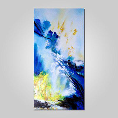 Mintura MT160880 Hand Painted Abstract Canvas Oil Painting
