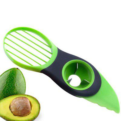 Multifunktionale Obstschäler Corer Slicer Avocado Tool