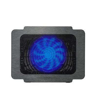 CoolCold K16 Notebook Cooler Laptop Cooling Fan Pad
