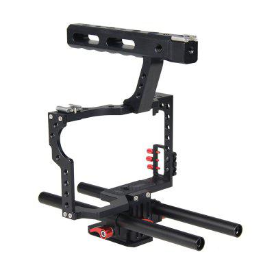 Buy YELANGU C5 Camera Video Cage Kit for Sony GH4 / A7, RED, Consumer Electronics, Camera & Photo, Photography Accessories, Photo Studio Accessories for $70.04 in GearBest store
