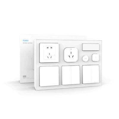 Zestaw Aqara Smart Bedroom Kit za 476zł