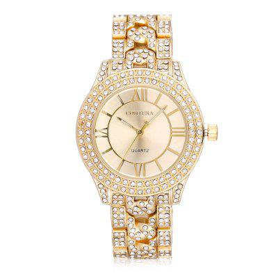 Contena GENEVA 10m Waterproof Female Quartz WatchWomens Watches<br>Contena GENEVA 10m Waterproof Female Quartz Watch<br><br>Available Color: Gold,Rose Gold,Silver<br>Band material: Stainless Steel<br>Band size: 22 x 2 cm / 8.66 x 0.79 inches<br>Brand: Contena Geneva<br>Case material: Stainless Steel<br>Clasp type: Folding clasp with safety<br>Dial size: 4 x 4 x 1 cm / 1.57 x 1.57 x 0.39 inches<br>Display type: Analog<br>Movement type: Quartz watch<br>Package Contents: 1 x Contena GENEVA Female Quartz Watch<br>Package size (L x W x H): 23.00 x 5.00 x 2.00 cm / 9.06 x 1.97 x 0.79 inches<br>Package weight: 0.130 kg<br>Product size (L x W x H): 22.00 x 4.00 x 1.00 cm / 8.66 x 1.57 x 0.39 inches<br>Product weight: 0.096 kg<br>Shape of the dial: Round<br>Watch style: Fashion, Business<br>Watches categories: Female table<br>Water resistance: 10 meters