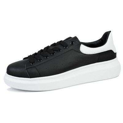 Women Breathable Lace-up Skateboarding Shoes