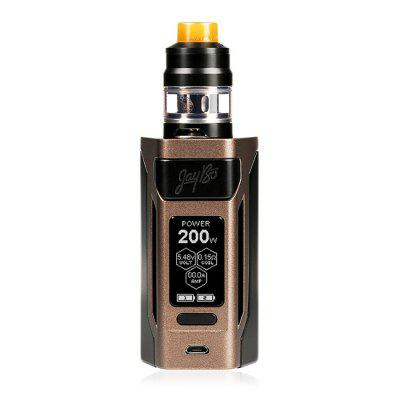 Original WISMEC Reuleaux RX2 20700 200W TC Kit