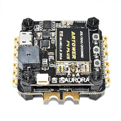 ARTOWER F4PLUS2.0 Flytower OMNIBUS F4 Flight ControllerESC<br>ARTOWER F4PLUS2.0 Flytower OMNIBUS F4 Flight Controller<br><br>Package Contents: 1 x Flytower<br>Package size (L x W x H): 5.00 x 5.00 x 3.00 cm / 1.97 x 1.97 x 1.18 inches<br>Package weight: 0.0300 kg<br>Product size (L x W x H): 3.50 x 3.50 x 1.80 cm / 1.38 x 1.38 x 0.71 inches<br>Product weight: 0.0240 kg<br>Type: Flight Controller