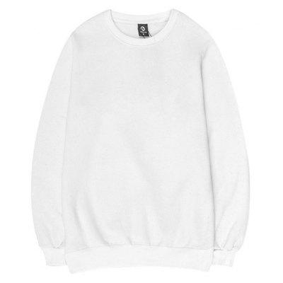 HZIJUE h806 Men Solid Color Sweatshirt