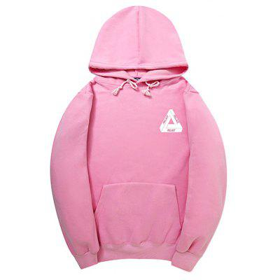 Buy PINK S HZIJUE Printed Sweatshirt for Male for $23.49 in GearBest store