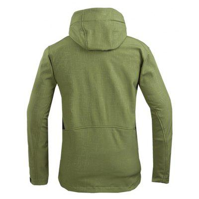 Outdoor Windproof Hooded Waterproof Jacket for MenMens Jackets &amp; Coats<br>Outdoor Windproof Hooded Waterproof Jacket for Men<br><br>Activity: Camping and Hiking, Climbing, Cycling, Outdoor Lifestyle<br>Features: Breathable, Quick-drying, Waterproof, Wear Resistant, Windproof, Keep Warm<br>Gender: Men<br>Material: Polyester Fiber<br>Package Content: 1 x Jacket<br>Package size: 30.00 x 20.00 x 10.00 cm / 11.81 x 7.87 x 3.94 inches<br>Package weight: 0.8500 kg<br>Product weight: 0.8000 kg<br>Season: Winter, Spring, Autumn