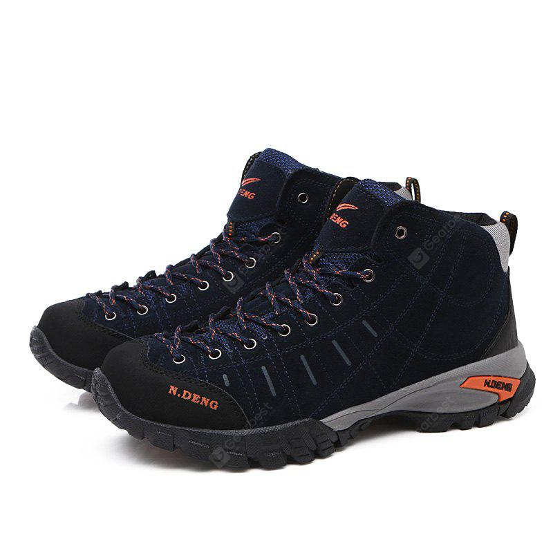 Male N - DENG Outdoor Warmest Hiking Athletic Shoes