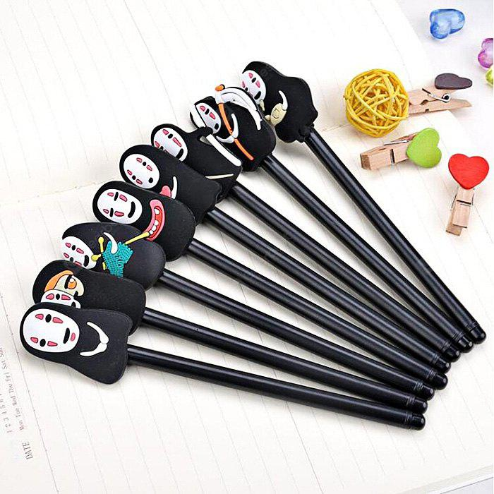 Cute 0.5mm Gel Pen Office Stationery 8PCS