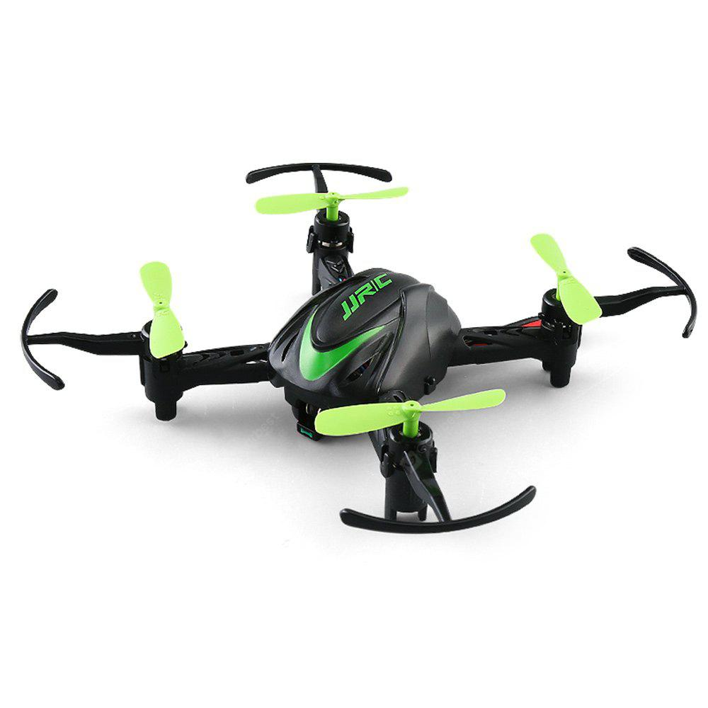 JJRC H48 2.4GHz 4CH Micro RC Quadcopter - RTF - BLACK AND GREEN