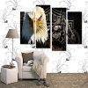 God Painting xyt - 1060 Canvas Prints Eagle Motorcycle - COLORMIX