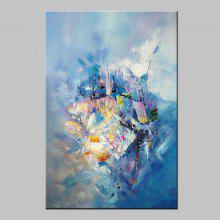 Mintura MT160918 Abstract Picture Modern Canvas Oil Painting
