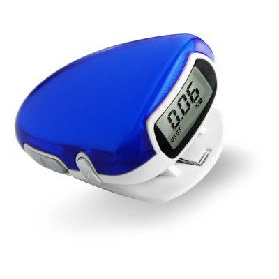 U - Trak CR - 565 FM Radio stappenteller Step Counter Calorie afstandsmeting met riem Clipper