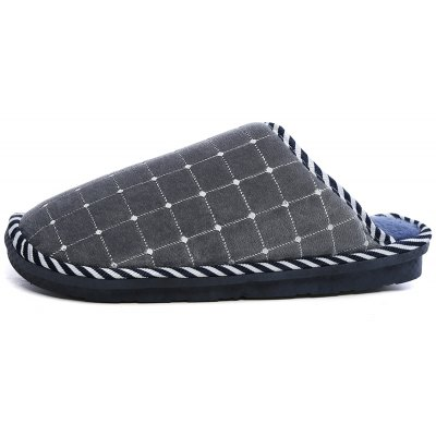 CTSmart A - 12 Warm Winter House Slippers para homens