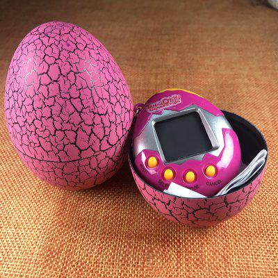 Flaw Egg with Game Machine Roly-poly Toy