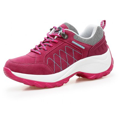 CTSmart 1629 Women Comfortable Warm Sneakers