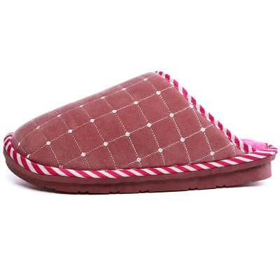 CTSmart A - 12 Winter Warm House Slippers for Women