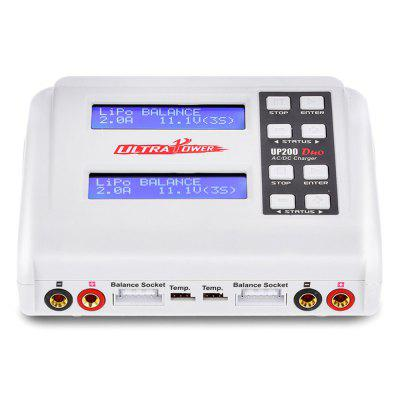 ULTRA POWER UP200 DUO 200W 10A Balance Charger